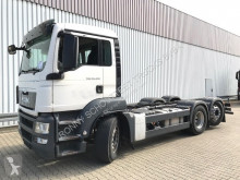 Camion MAN TGS 26.400 6x2-4 BL 26.400 6x2-4 BL, Intarder, Lenk-Liftachse, Top-Zustand châssis occasion
