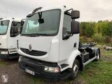 Camion polybenne occasion Renault Midlum 220.14