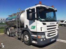 Camion Scania P 114P380 citerne alimentaire occasion
