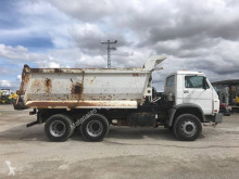 Volkswagen worker 31 310 truck used tipper