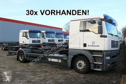 Camión portacontenedores MAN TGA 18.350 4x2 LL 18.350 4x2 LL, Fahrschulausstattung