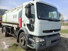 Vrachtwagen Renault Premium 270 DCI tweedehands tank koolwaterstoffen