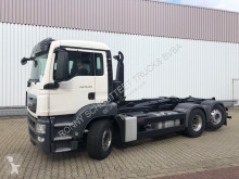 Camion MAN TGS 26.360-400 6x2-4 BL 26.360-400 6x2-4 BL, Intarder, Lenk-Liftachse polybenne occasion