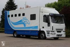 Lastbil hästtransport Iveco 120E22 HORSE TRUCK 6 HORSES 37DKM!!