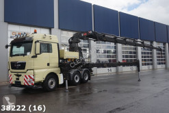 Camion platformă MAN TGX 26.480