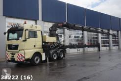 MAN TGX 26.480 truck used flatbed