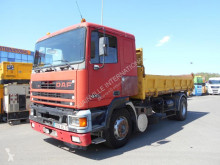 Used two-way side tipper truck DAF 95 ATI 350