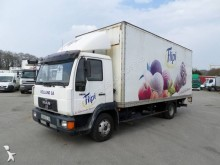 Camion fourgon polyfond MAN 8.163