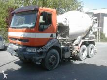 Camion béton occasion Renault Kerax 385