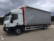 Iveco Eurocargo 180 E 30 truck used tautliner