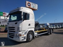 Camion polybenne occasion Scania R 400