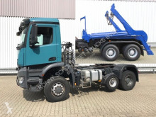 Heavy equipment transport semi-trailer STZ-VHL 6-62/80 + THP-ET2 STZ-VHL 6-62/80 + THP-ET2
