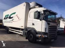 Vrachtwagen Scania R 480 tweedehands koelwagen mono temperatuur