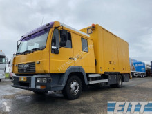 Camion MAN LE 12.220 furgon second-hand