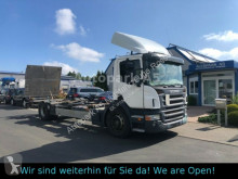 camion Scania Koffer P270 4x2 Klima Alukoffer LBW