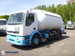 Renault Premium 270.19 truck used gas tanker