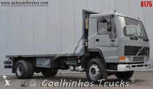 Volvo FL10 320 truck used flatbed