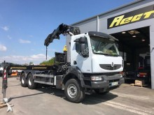 Camion Renault Kerax 370.26 (6X4) polybenne occasion