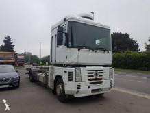 Lastbil containertransport Renault Magnum 480