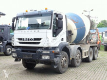 teherautó Iveco Trakker 360 8x4 / Mischer 9m³ / Klima