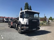 Camion polybenne Scania P 94P310
