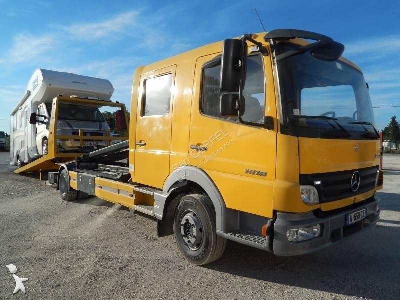 Преглед на снимките Камион Mercedes Atego 1018