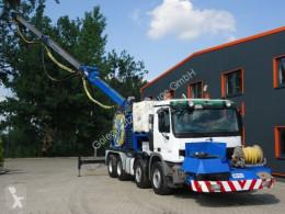 Camion pompe à béton Mercedes Actros 3241 8x4 E5 Betonpumpe Meyco Roadrunner