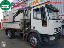 камион Iveco 120E18 3S. Meiller Kran 4m=1.8t 5.+6.Steuerkreis