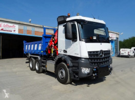 Camion Mercedes Arocs 3348k – 6x4 occasion