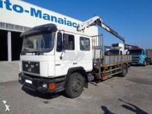 MAN 18.232 truck used dropside