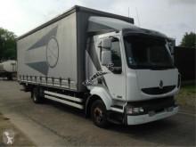 Camión Renault Midlum 220 lonas deslizantes (PLFD) usado