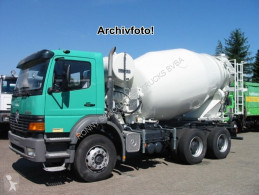 Vrachtwagen beton molen / Mixer Mercedes Axor 2633 K/39 6x4 Tempomat/eFH./Radio