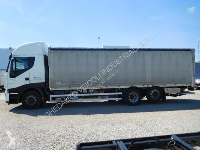 Voir les photos Camion Iveco Stralis 450