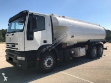 Iveco Eurotech 240E38 truck used oil/fuel tanker