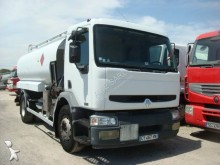 Lastbil tank råolja Renault Premium 270