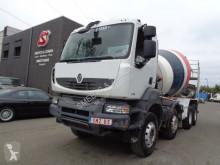 Camion Renault Kerax 410 calcestruzzo rotore / Mescolatore usato