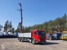 Ciężarówka Volvo FM - 380 HDS HYVA HMF 1460 Manual Mało używany platforma używana