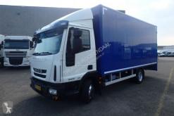 Iveco 80E18 EEV + + blad-blad truck used box