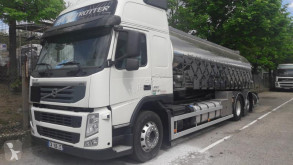 Volvo FM12 450 truck used chemical tanker