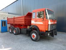 Camión volquete Iveco Magirus