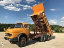 Camion Mercedes 2624 benne occasion