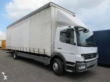 Mercedes Atego 1524 truck used tautliner