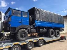 Camión caja abierta Renault TRM 10000