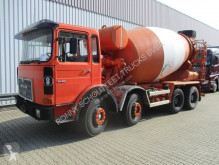 Camion calcestruzzo rotore / Mescolatore MAN 30.291 8x4 BB 30.291 8x4 BB 6-Zylinder, Stetter 9m³