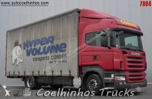 Camion Scania R 380 obloane laterale suple culisante (plsc) second-hand