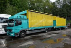 camion Mercedes 1229 PL-SP-Schlafkabine-Standklima+
