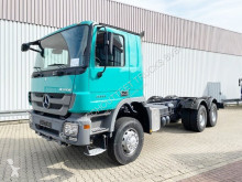 Mercedes chassis truck Actros 3341 A 6x6 3341 A 6x6, MP3 Klima