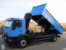 Camion benă second-hand MAN LE 18.285