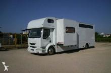 Camion van à chevaux occasion Renault Midlum 220.13 DXI
