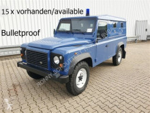 Voiture 4X4 / SUV Armored Defender 110 HAT 2,2 DT 4 LAND ROVER Defender 110 HAT 2,2 DT 4, Armored